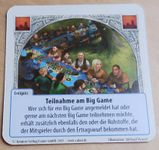 Board Game: The Rivals for Catan: Participation in the Big Game