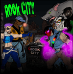 Video Game: Sentinels of the Multiverse: Rook City