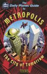 RPG Item: The Daily Planet Guide to Metropolis