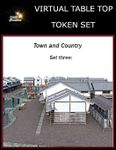 RPG Item: Virtual Table Top Token Set: Town and Country Set Three