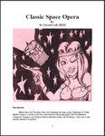 Board Game: Classic Space Opera