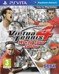 Video Game: Virtua Tennis 4