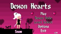 Video Game: Demon Hearts