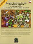 RPG Item: DCC #023: The Sunken Ziggurat