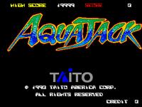 Video Game: Aqua Jack