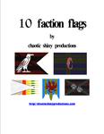 RPG Item: 10 Faction Flags