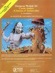 RPG Item: X2: Castle Amber (Château d'Amberville)