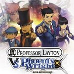 Video Game: Professor Layton vs. Ace Attorney