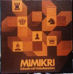 Mimikri Cover Artwork
