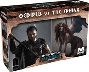 Board Game: Mythic Battles: Pantheon – Oedipus Vs. the Sphinx