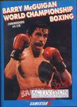 Video Game: Barry McGuigan World Championship Boxing