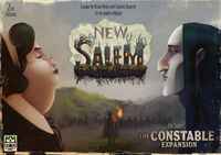 Board Game: New Salem: Second Edition