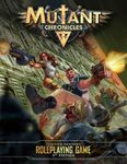 RPG Item: Mutant Chronicles: Techno Fantasy Roleplaying Game - 3rd Edition