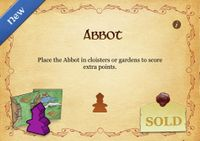 Video Game: Carcassonne: The Abbot