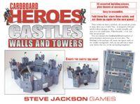 RPG Item: Cardboard Heroes: Castles - Walls and Towers