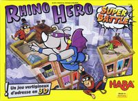 Board Game: Rhino Hero: Super Battle