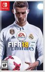 Video Game: FIFA 18