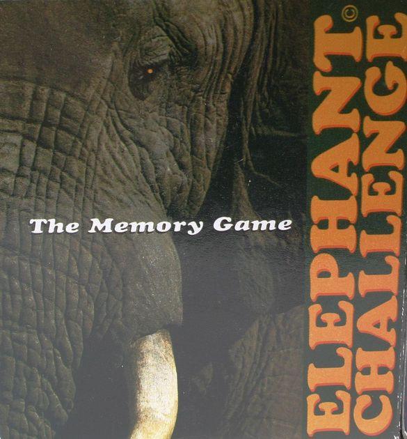 Favori Elephant Challenge | Board Game | BoardGameGeek FT57