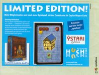 Board Game: Caylus Magna Carta: The Library