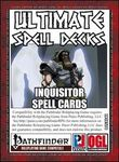 RPG Item: Ultimate Spell Decks: Inquisitor Spell Cards
