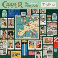 Caper: Europe
