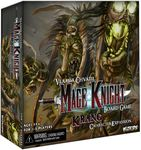 Board Game: Mage Knight Board Game: Krang Character Expansion