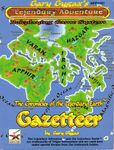 RPG Item: The Chronicles of the Lejendary Earth Gazetteer