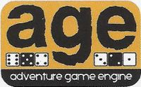 System: AGE (Adventure Game Engine) System