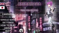 Video Game: Akihabara: Feel the Rhythm