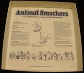 Board Game: Animal Smackers