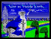 Video Game: War in Middle Earth