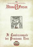 RPG Item: Il Confessionale dei Penitenti Neri