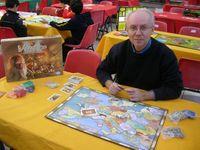 Board Game Designer: Spartaco Albertarelli