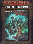 RPG Item: Fast-Play Game: Crypt of the Smoke Dragon