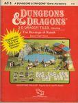 RPG Item: AC8: 3-D Dragon Tiles featuring The Revenge of Rusak