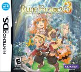 Video Game: Rune Factory 3: A Fantasy Harvest Moon