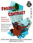 RPG Item: CCC-SAF02-02: Frozen Contract