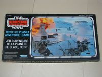 Board Game: Star Wars: Hoth Ice Planet Adventure Game