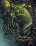 RPG Item: The Cthulhu Mythos of H.P. Lovecraft