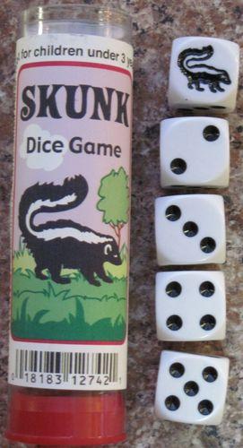 Board Game: Skunk