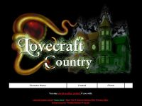 Video Game: Lovecraft Country