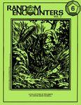RPG Item: Random Encounters Vol. 2: 6