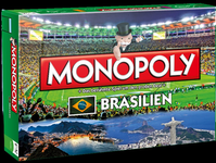 Board Game: Monopoly: Brasilien