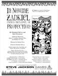 RPG Item: Superiors: Zadkiel