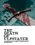 RPG Item: GMZero RPG 05: The Death of Ulfstater