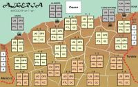 Board Game: Algeria: The War of Independence 1954-1962