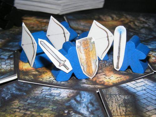 Board Game: Patrol: Lost!