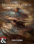 RPG Item: Enchiridia Mysteria Codex 3: Mortality Magic