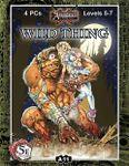 RPG Item: A11: Wild Thing (5E)