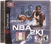 Video Game: NBA 2K1
